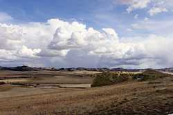 Big sky, big clouds, big land.......Big Country.  Taken 3/16/2008.